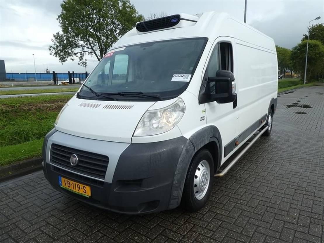 koelwagen bestelwagen Fiat DUCATO 2.3 koeling/frigo 150 pk 2013