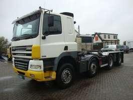 containersysteem vrachtwagen Ginaf 4241  cf 380 2006