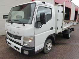 kipper bedrijfswagen Fuso Canter 3C13 2013
