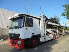 autotransporter vrachtwagen Mercedes Benz 2532 LL MIDLIFT 2005