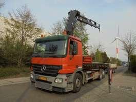 platform vrachtwagen Mercedes Benz Actros 2536 2004