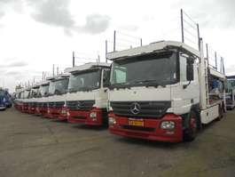autotransporter vrachtwagen Mercedes Benz METAGO KAESBOHRER 2006