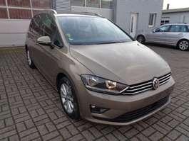 mpv auto Volkswagen Golf Sportsvan VII 1.4 TSI/NAVI/AHK Schwenkbar 2014