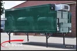koel vries wissellaadbak Schmitz Cargobull WKO 7.45 Kühlkoffer, 2007