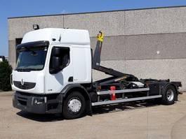 containersysteem vrachtwagen Renault PREMIUM 430 DXI   4X2  CONTAINER SISTEEM - CONTAINER HAAKSISTEEM -SYSTEM... 2010