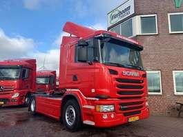 standaard trekker Scania G410 EURO6 SCR ONLY HOLLAND TRUCK TOP CONDITION 2013