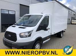 bakwagen bedrijfswagen < 7.5 t Ford transit bakwagen laadklep airco 99000km 2016