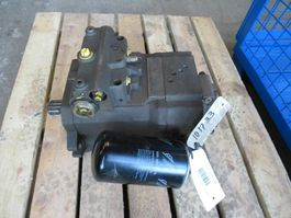 hydraulisch systeem equipment onderdeel Linde HPV135-02R0002569
