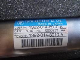 koelsysteem equipment onderdeel Toyo 1392-014-8010-A