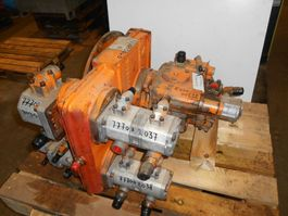 hydraulisch systeem equipment onderdeel Sauer Sundstrand SPV2/070-R3Z-PS183-A1-