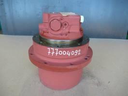versnellingsbak equipment onderdeel Nabtesco GM04N-B-11/20-5MSP990790