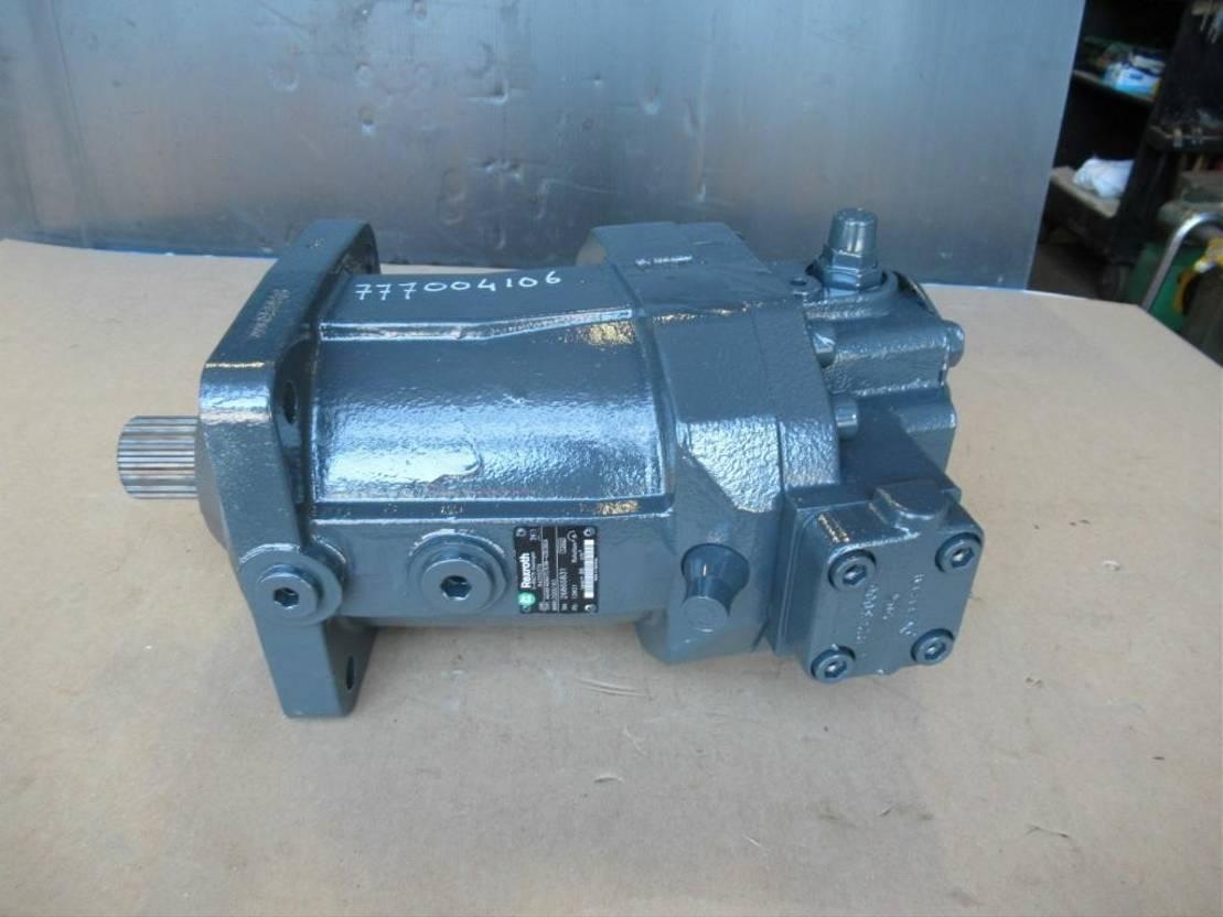 hydraulisch systeem equipment onderdeel Rexroth A6VM140HA1T/63W-VZB380A