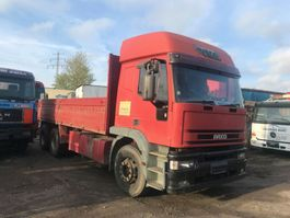 overige vrachtwagens Iveco 240E42 Eurotech.Manual.ZF.10 tires.Full Steel