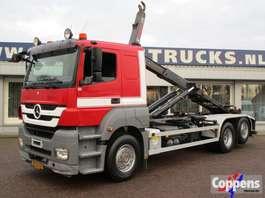 containersysteem vrachtwagen Mercedes Benz AXOR 2536L Haakarm Euro 5 2011