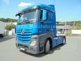 standaard trekker Mercedes Benz 1845 Stream Space- EURO 6- XENON- New RETARDER 2012