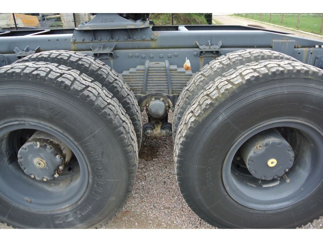 chassis cabine vrachtwagen MAN 26321DFS 6X4