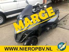 motorfiets Gilera mp3 500ie auto rijbewijs 2014