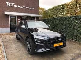 suv wagen Audi SQ8 22 inch Panorama B&O Standkachel etc. etc. 2019