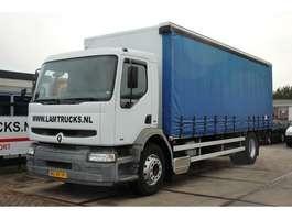 bakwagen vrachtwagen Renault HD210-19 1998