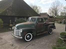 bakwagen bedrijfswagen Chevrolet 3100 1951