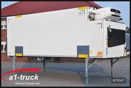 koel vries wissellaadbak Schmitz Cargobull 4 x WKO 7.45 FP 45 Kühlkoffer, TK T-1000R, neuwertig 2016