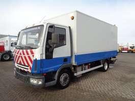 bakwagen vrachtwagen Iveco EuroCargo 90E17 + Manual 2005