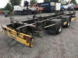 chassis oplegger Krone TANDEM-BDF-LAFETTE ZZ Jumbo alle Höhen 2011
