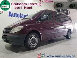 taxibus Mercedes Benz Vito 115 CDI Extra Lang Autom. 7 Sitze 2 x Klima 2009
