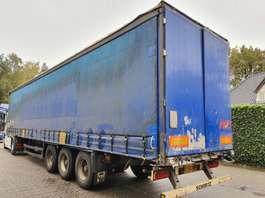 schuifzeil oplegger Schmitz Cargobull SCS 24/L -  3750 euro 2007