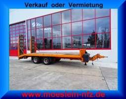 dieplader oplegger Blomenröhr 688/18000  18 t T Tandemtieflader 2009