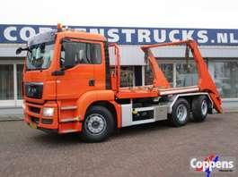 containersysteem vrachtwagen MAN TGS 28.400 6x2 Euro 5 2008