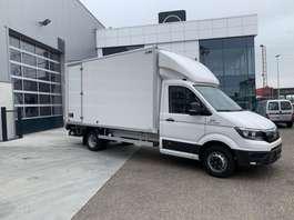 bakwagen bedrijfswagen MAN TGE 5.180 automaat CHSC-L4 B-rijbewijs 2019