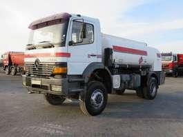 tankwagen vrachtwagen Mercedes Benz 1823 4x4 1999