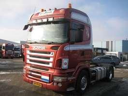 gevaarlijke stoffen trekker Scania 440 A 4X2 2008