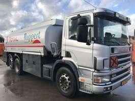 tankwagen vrachtwagen Scania 124L 420 6x2 **19.150Ltr TANK-TOPTRUCK** 1999