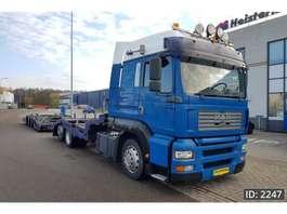 autotransporter vrachtwagen MAN TGA 26.400 LX, Euro 5, Truck/LKW Transporter, Intarder 2007