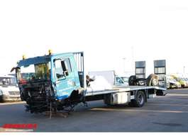 autotransporter vrachtwagen MAN TGM 18.290 Aut. Auto / Machinetransporter Euro 6 2018