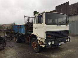 kipper vrachtwagen Renault DG 230.18 1991