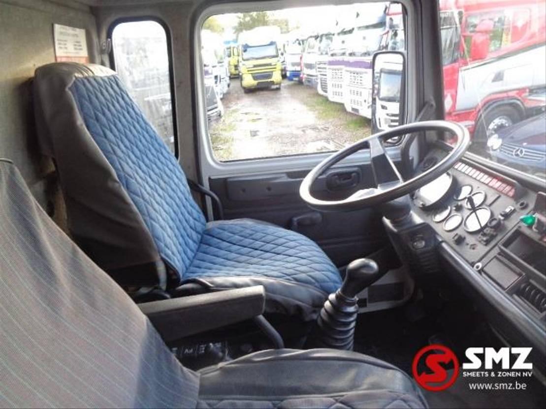 autohoogwerker vrachtwagen Renault Midliner 180 1995