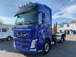 containersysteem vrachtwagen Volvo FH 540 6x4 Globetrotter RETARDER EU6/ I ParkCool 2018