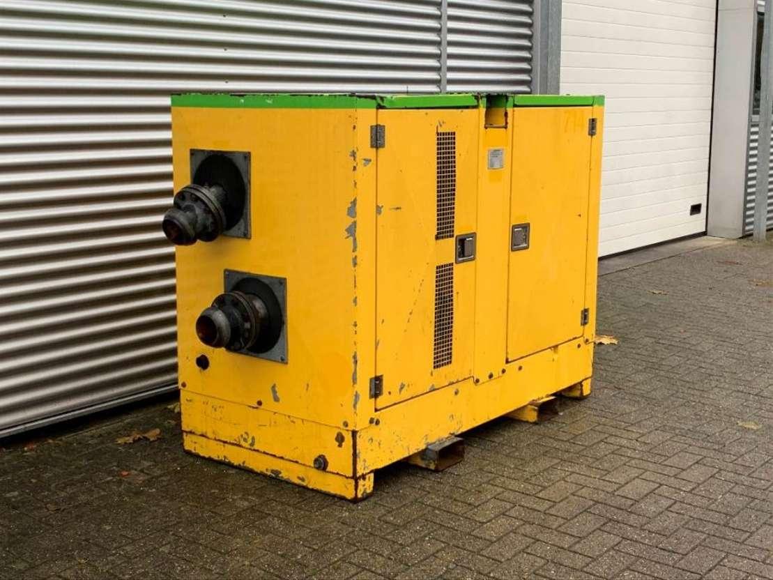 waterpomp machine Hidrostal Waterpumps 100H99 + Hatz 2006