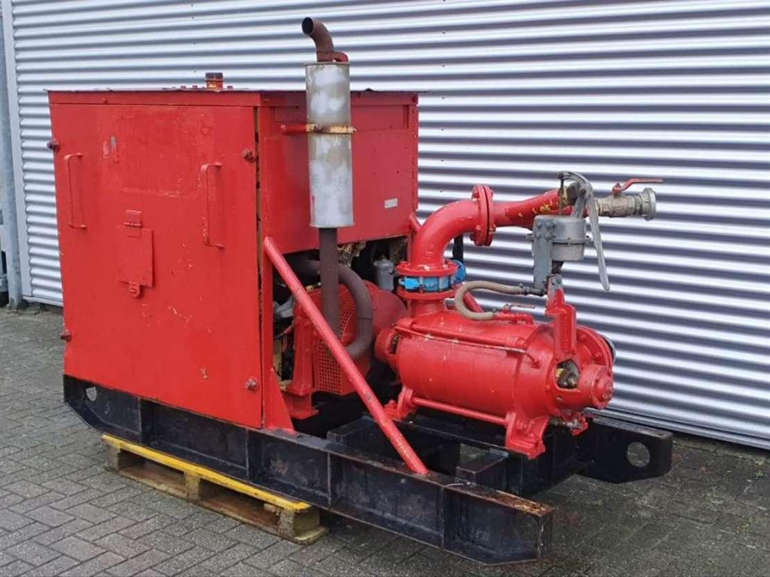 waterpomp machine Caprari Waterpumps HMV 2000