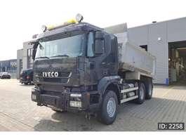 kipper vrachtwagen Iveco TRAKKER 500 Active Day, Euro 5, Intarder 2012
