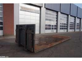 open top zeecontainer Flat container 2010