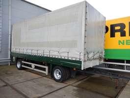 huifzeil aanhanger HOEKSTRA AHW20T 2 As Vrachtwagen Aanhangwagen Schuifzeil - Vrachtwagen A... 1998