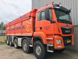 kipper vrachtwagen > 7.5 t MAN TGS 49.440 10x8 2014