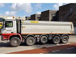 kipper vrachtwagen > 7.5 t Mercedes Benz ACTROS 5044 AK 10x8 2008