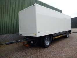gesloten opbouw aanhanger GS Meppel AI-2000 2 As Vrachtwagen Aanhangwagen Gesloten, WJ-RH-65 2003