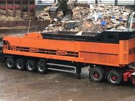 overige bouwmachine Doppstad Combi Scedder DZ 750 Combi 2006