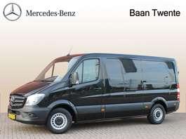gesloten bestelwagen Mercedes Benz Sprinter 313 CDI L2 H1 | Airco, Camera, Opstap, Navigatie | Certified 24... 2016